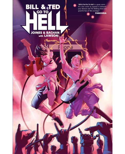 Bill & Ted Go to Hell (Paperback) (Brian Joines) - image 1 of 1