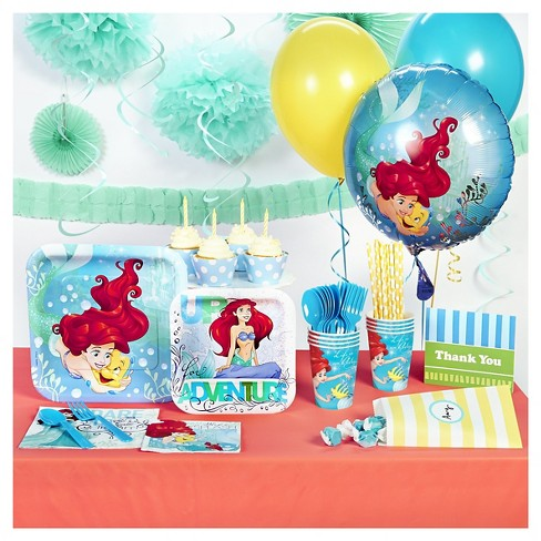 Disney Ariel Dream Big Party Supplies