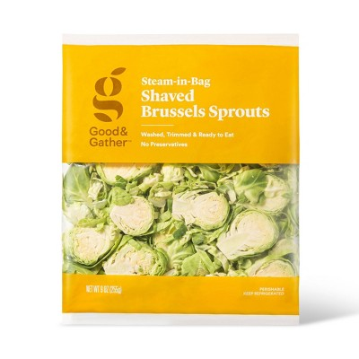 Shaved Brussels Sprouts - 9oz - Good & Gather™