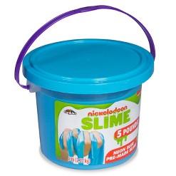 Nickelodeon 5lb Blue Slime