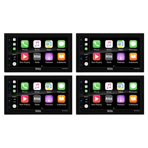 BOSS Audio Double DIN Bluetooth Touchscreen Vehicle Multimedia Player (4 Pack) - image 1 of 4