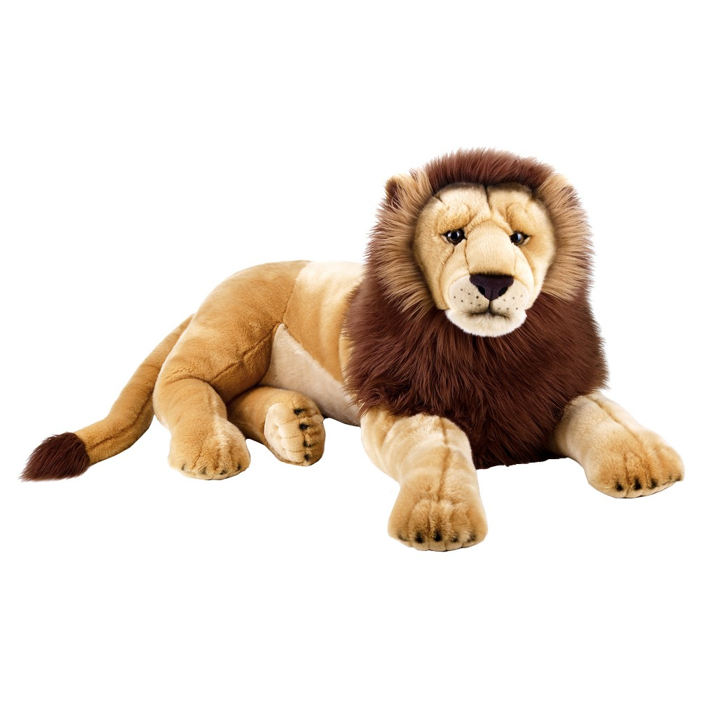 Lelly National Geographic Plush - Giant Lion