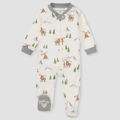 Burt's Bees Baby® Baby 'On the Range' Sleep N' Play - Gray