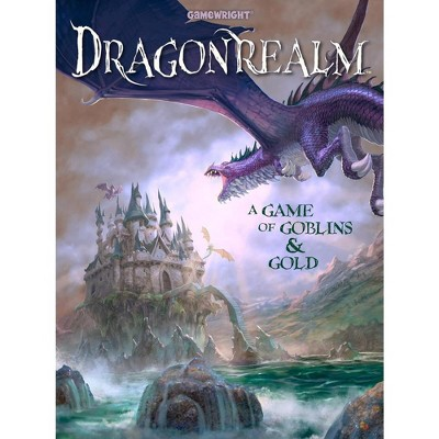 Dragonrealm - A Game of Goblins & Gold Board Game