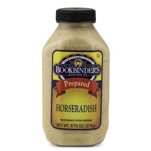 Bookbinder's Prepared Horseradish - 9.75oz - image 1 of 4