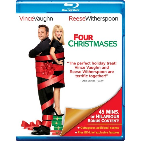 Four Christmases (Special Edition) (2 Discs) (Blu-ray) - image 1 of 1