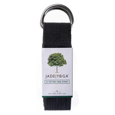 JadeYoga Cotton Yoga Strap