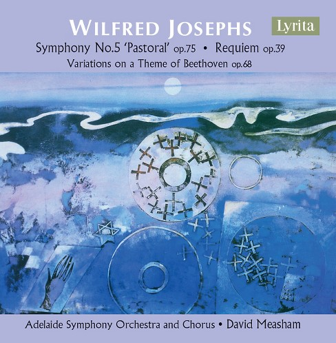 Adelaide symphony or - Josephs:Orchestral works (CD) - image 1 of 1