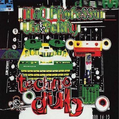 Perry Lee Scratch - Techno Dub (Vinyl)