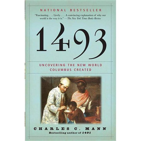 1493 - by  Charles C Mann (Paperback) - image 1 of 1