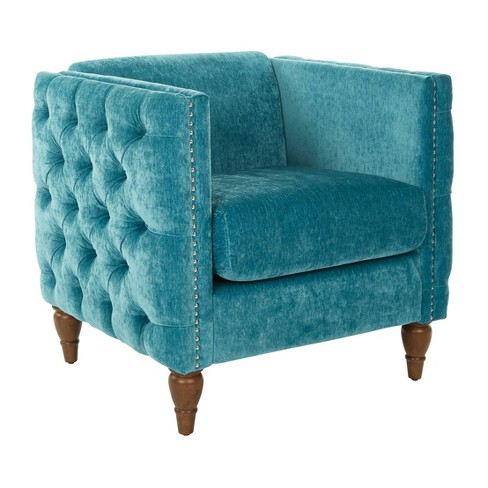 Evie Tufted Chair - OSP Home Furnishings - image 1 of 4