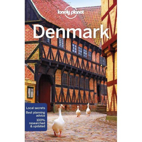 Lonely Planet Denmark - (Travel Guide) 8 Edition (Paperback) - image 1 of 1