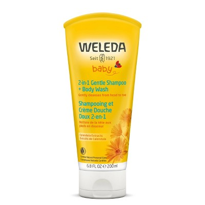Weleda 2-in-1 Gentle Shampoo & Body Wash - 6.8 fl oz