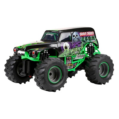 New Bright 1:15 R/C FF Monster Jam Grave Digger