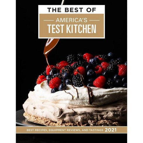 The Best Of America S Test Kitchen 2021 Hardcover Target