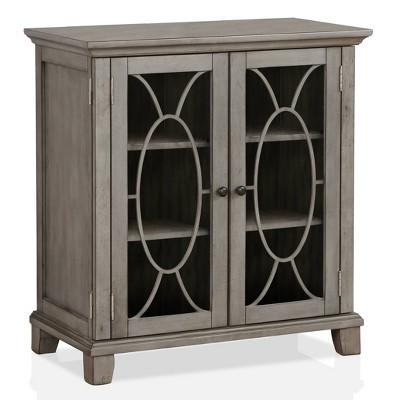 Vindler Hallway Cabinet Gray - HOMES: Inside + Out