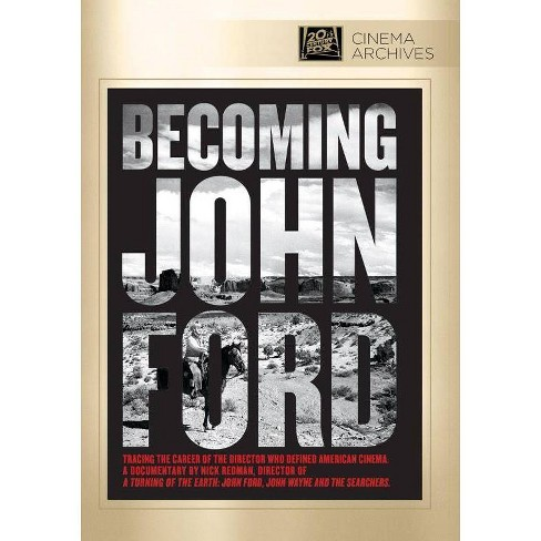Becoming John Ford (DVD) - image 1 of 1