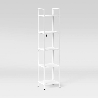 """72"""" Loring Narrow Bookcase - Project 62™"""