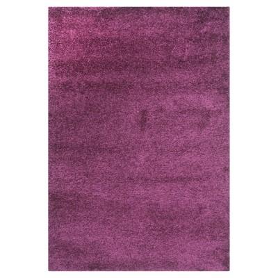 "Quincy Rug - Purple (5'3""X7'6"")- Safavieh"