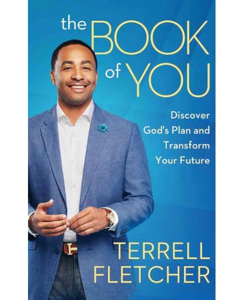 Book of You : Discover God's Plan and Transform Your Future (Vol 5) (Unabridged) (CD/Spoken Word) - image 1 of 1
