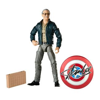 "Marvel 6"" Legends Stan Lee Figure"