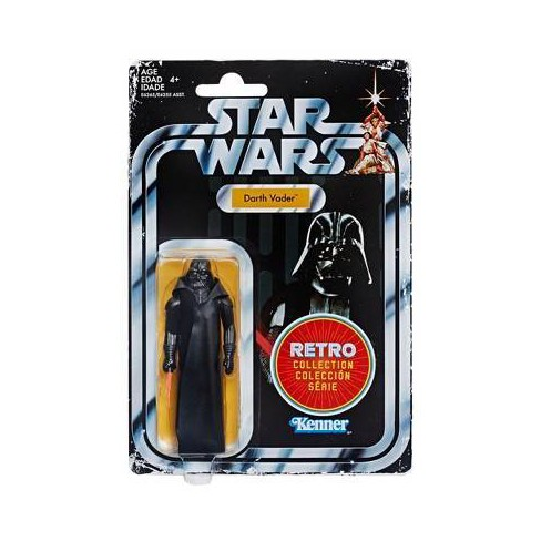 4862a75d4681 Star Wars Retro Collection Episode IV: A New Hope Darth Vader : Target