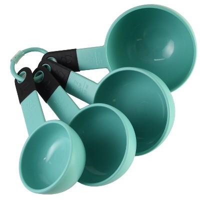 KitchenAid Measuring Cups Aqua Sky