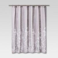 Project 62 Floral Print Shower Curtain Deals