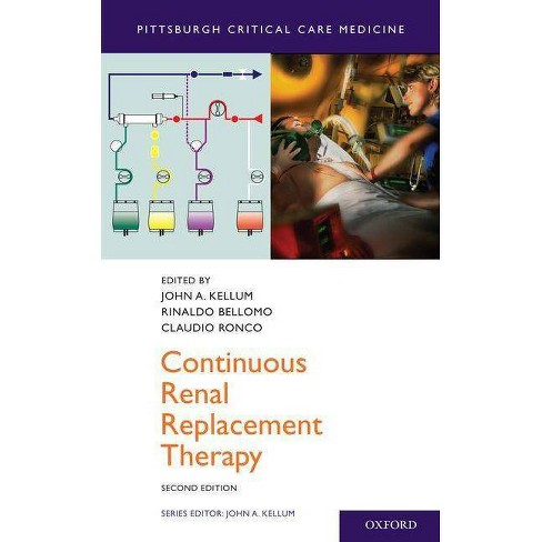 Continuous Renal Replacement Therapy - 2 Edition (Paperback) - image 1 of 1