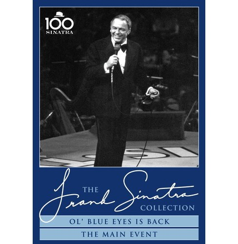 Frank Sinatra - Ol Blue Eyes Is Back/Main Event (DVD) - image 1 of 1