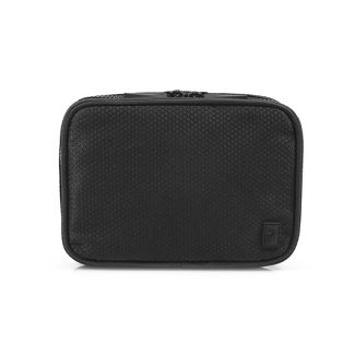 Porte Play Zip Case with Removable Pouch - Black