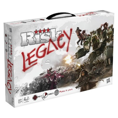 Risk Legacy Strategy Board Game