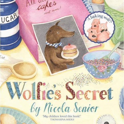 Wolfie's Secret - by  Nicola Senior (Paperback) - image 1 of 1