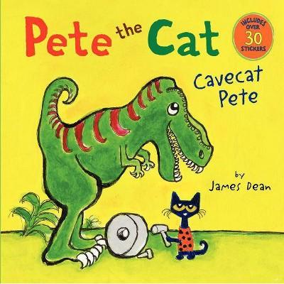 Cavecat Pete (Paperback)by James Dean