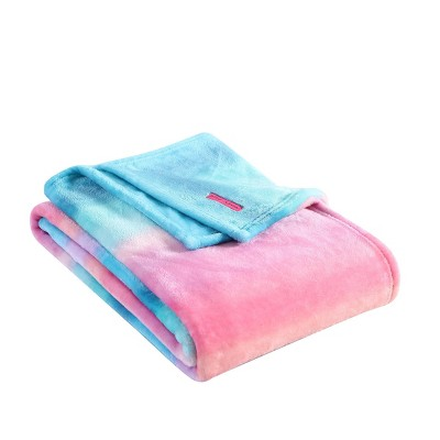 "50""x70"" Ombre Throw Blanket Pink - Betseyville"