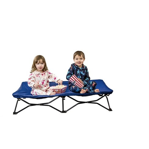 Regalo My Cot Portable Child Travel Bed - Blue - image 1 of 4