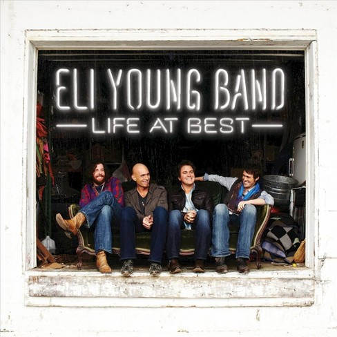 Eli Young Band - Life at Best (CD) - image 1 of 1
