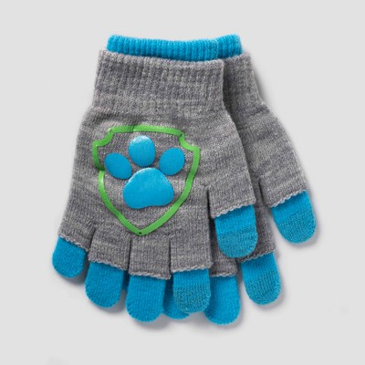 Boys' PAW Patrol Gloves - Gray