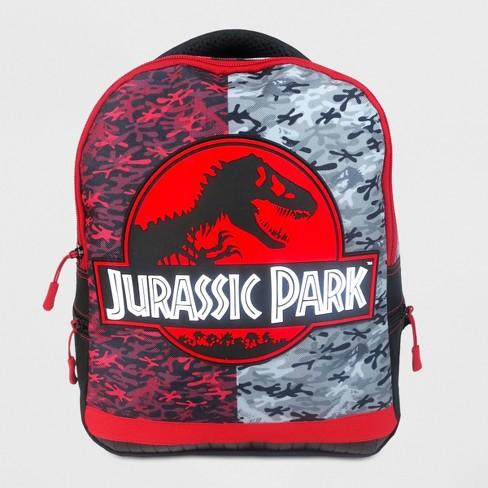ed8bc82bbb Boys  Jurassic World Backpack - Black Red   Target