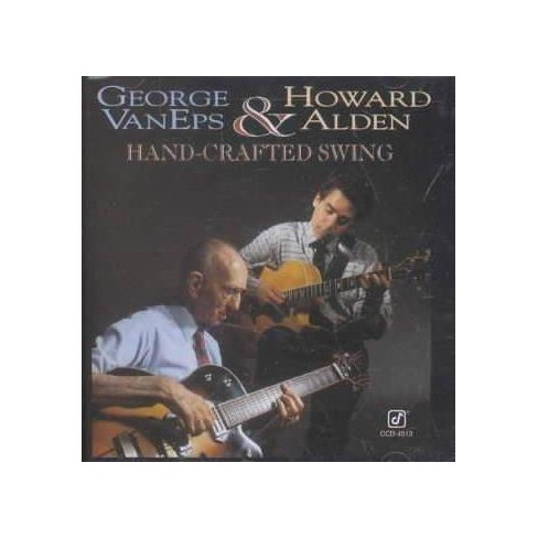 George Van Eps - Hand Crafted Swing (CD) - image 1 of 1