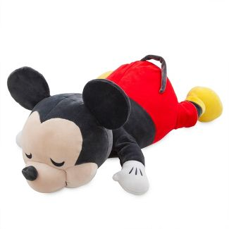 Mickey Mouse & Friends Mickey Mouse Cuddleez Pillow - Disney store