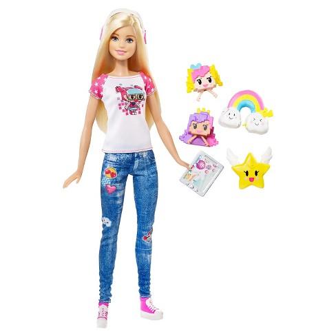 Barbie Video Game Hero Doll