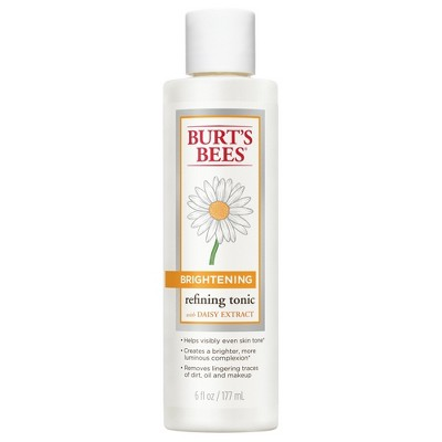 Facial Toner & Astringent: Burt's Bees Brightening