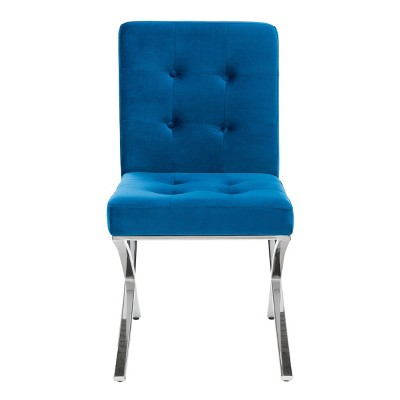 Walsh Tufted Side Chair - Safavieh