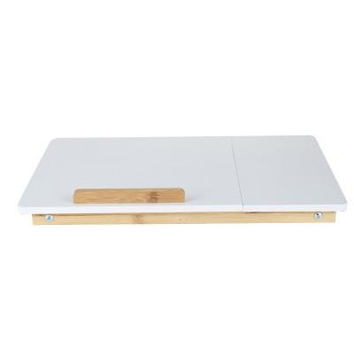 Mind Reader Bamboo Lap Desk