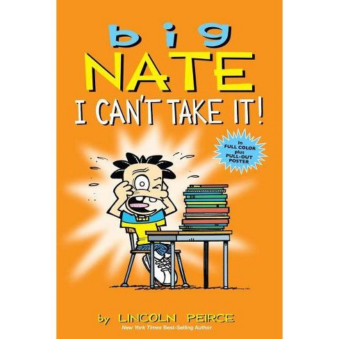 Big Nate (Paperback) by Lincoln Peirce - image 1 of 4