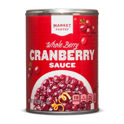 Whole Cranberry Sauce - 14oz - Market Pantry™