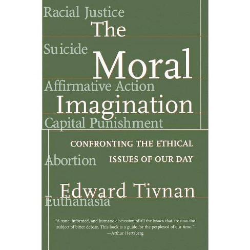 The Moral Imagination - by  Edward Tivnan (Paperback) - image 1 of 1