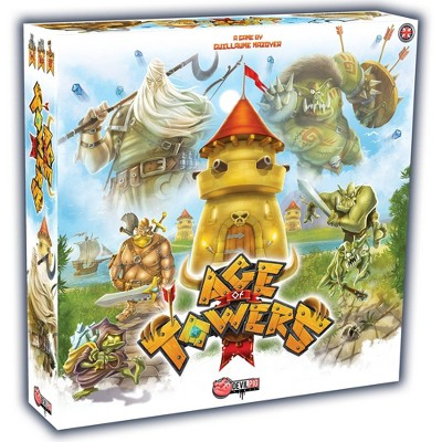 Asmodee Age of Towers Board Game