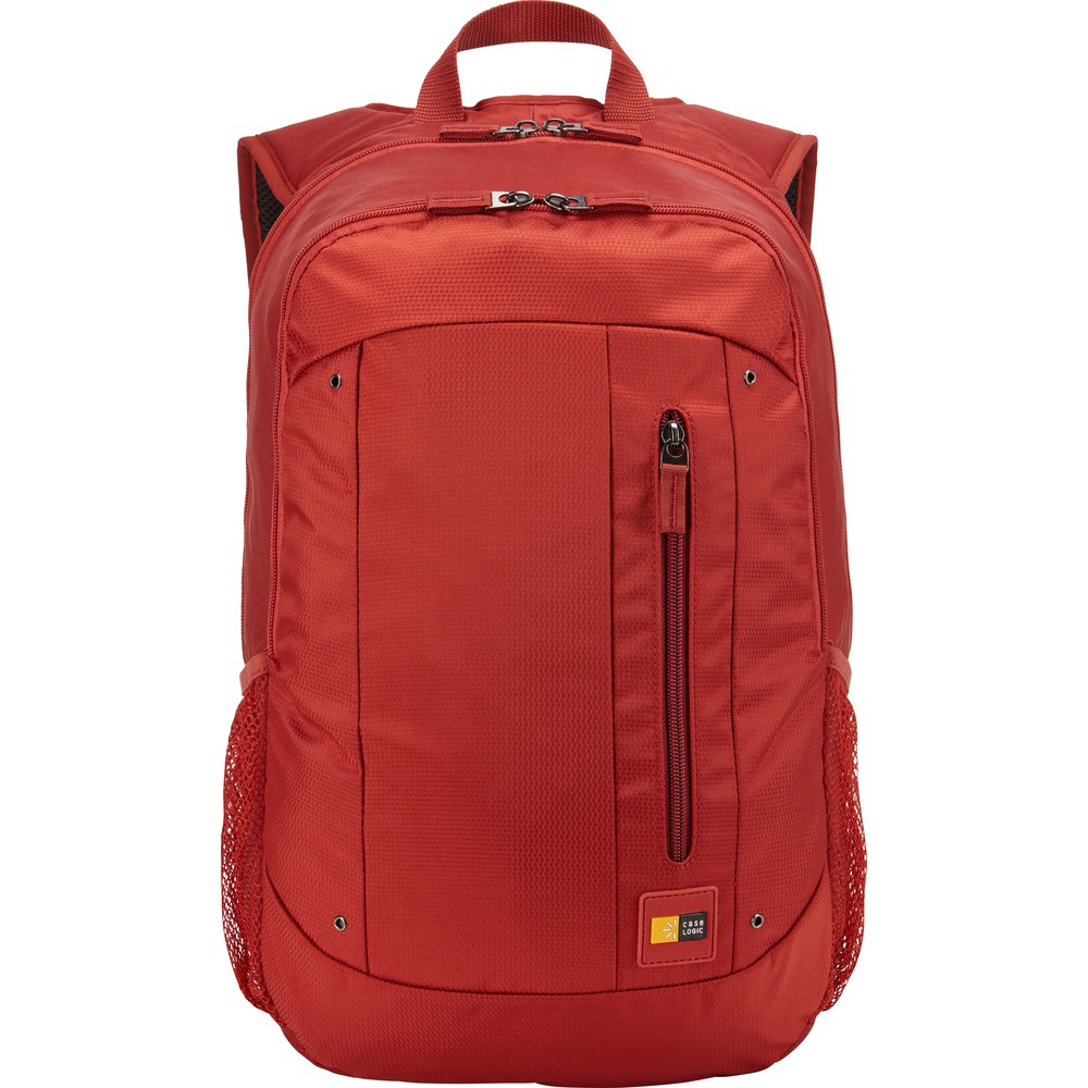 "Image of ""Case Logic 20"""" Jaunt Backpack - Brick, Red"""